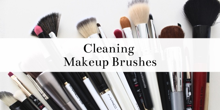 Cleaning Makeup Brushes: Micellar Cleansing Water vs Baby Shampoo