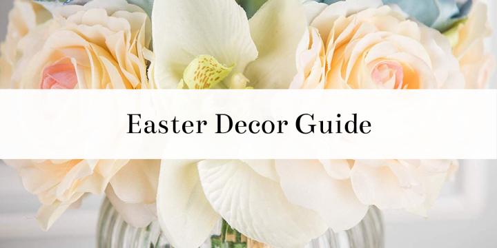2019 Easter DecorGuide