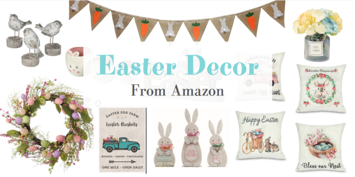 2019 Easter Decor Guide
