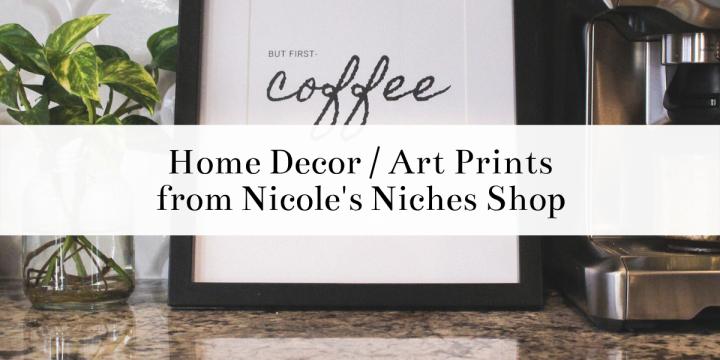 Home Decor / ArtPrints