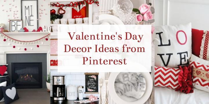 Favorite Valentine's Day Decor Ideas fromPinterest